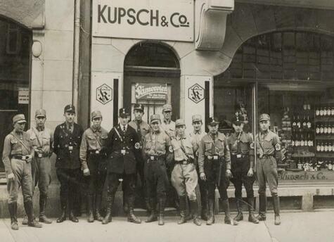 Kupsch Boykott 1933