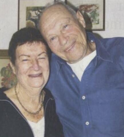 80_Joske Ereli mit seiner Ehefrau Rachel