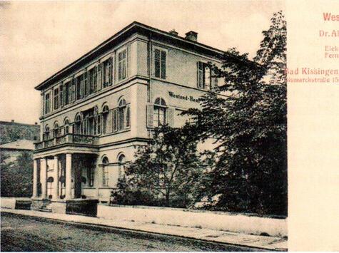 444_Klara Rosenau, Westendhaus, Bismarckstraße 15 Kopie