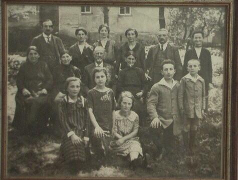 Jüdische Familien Mittelsinn